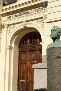 Alfred Nobel Institut Oslo Norwegen