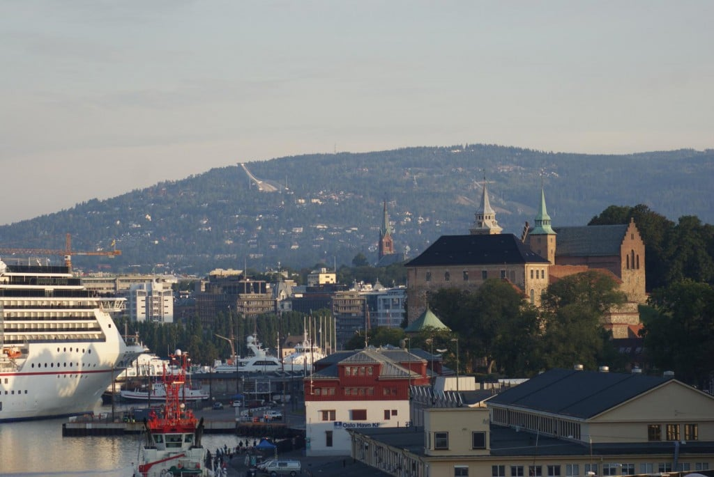 Skisprunganlage Holmenkollen Oslo