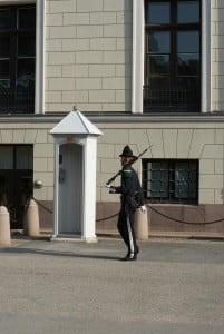 Wachablösung Wachablösung täglich um 13.30 Schloss Oslo