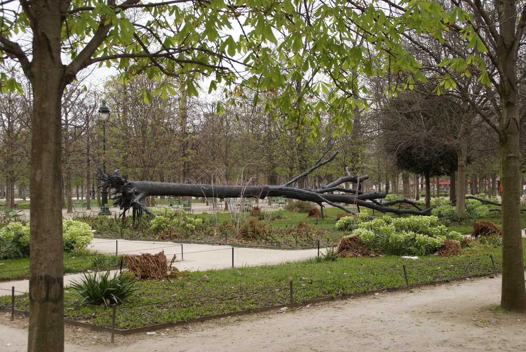 Jardin des Tuileries Paris - Siebenweltmeere