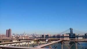 Blick auf Lower East Side New York