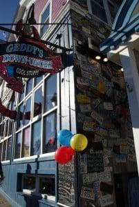 Geddy´s Down-Under Restaurant Bar Harbor