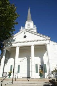 Congregational Church Bar Harbor