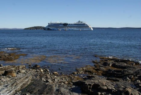 Bar Harbor mit AIDA