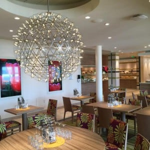 Weite Welt Restaurant AIDAprima Einrichtung Ausstattung Aussehen Bilder