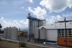 Carib Brauerei St. Kitts