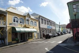 Fort Street St. Kitts