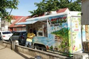 Eiswagen St. Kitts