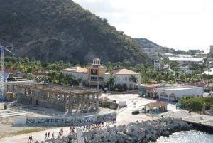 Hafen von Sint Maarten
