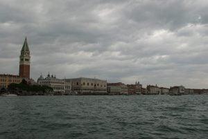 Blick Richtung Markusplatz Venedig