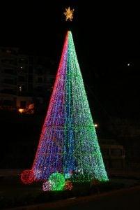 Weihnachten Funchal Madeira