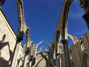 Convento do Carmo Lissabon
