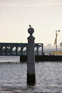 Fluss Tejo Lissabon