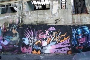 Graffiti Lissabon