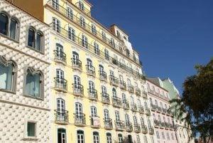 Rua da Alandega Lissabon