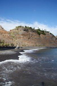Playa de La Cueva Bucht