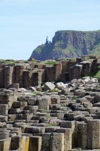 37000 Basaltsäulen Giants Causeway