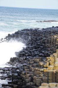Giants Causeway Steine Meer