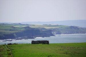 Atemberaubende Küstenlandschaft Nordirland