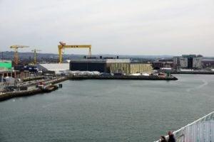 Harland & Wolff Werft Belfast