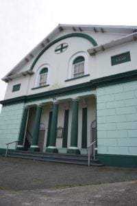 High Street Hermon Baptist Chapel Fishguard