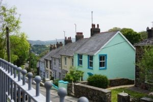 The Slade in Fishguard