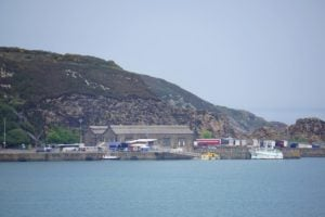 Fishguard Harbour Fishguard Wales