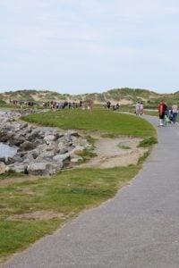 Crosby Beach Waterloo Weg