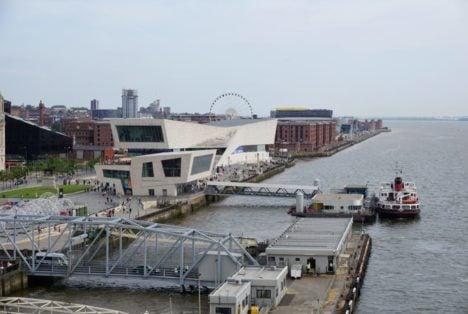 Museum of Liverpool - Kulturhauptstadt im Wandel