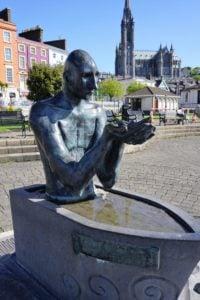 JFK Memorial Park Statue Schiff Mann