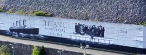 Titanic's letzter Stopp Cobh