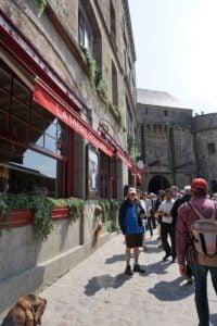 Grande Rue Mont-Saint-Michel