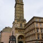 Rathaus mit 75m hohem Turm Greenock