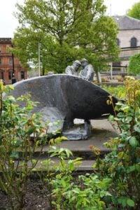 Denkmal der Schiffsbauer Greenock