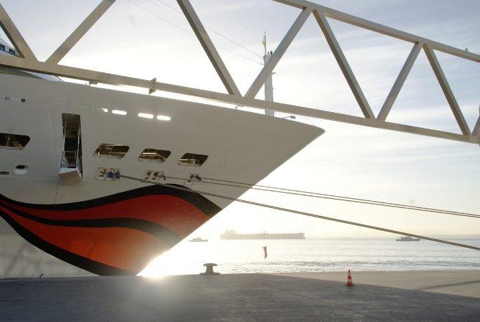 AIDAblu Kreuzfahrtschiff Reiseberichte auf eigene Faust