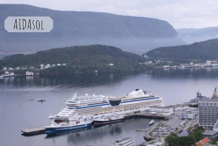 AIDAsol Kreuzfahrtschiff Reiseberichte auf eigene Faust