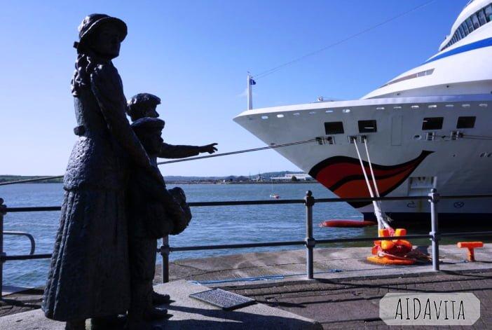 AIDAvita Kreuzfahrtschiff Reiseberichte auf eigene Faust