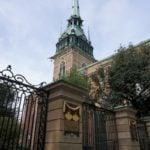 Die deutsche Kirche St. Gertrud
