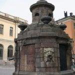 Stortorget Brunnen