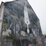 Wandbild Aarhus
