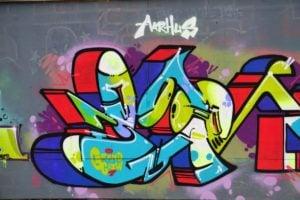Graffiti Aarhus