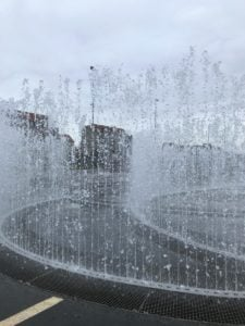 Sprinngbrunnen-Instalation Aarhus