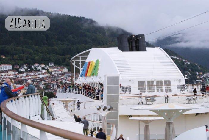 AIDAbella Kreuzfahrtschiff Reiseberichte auf eigene Faust