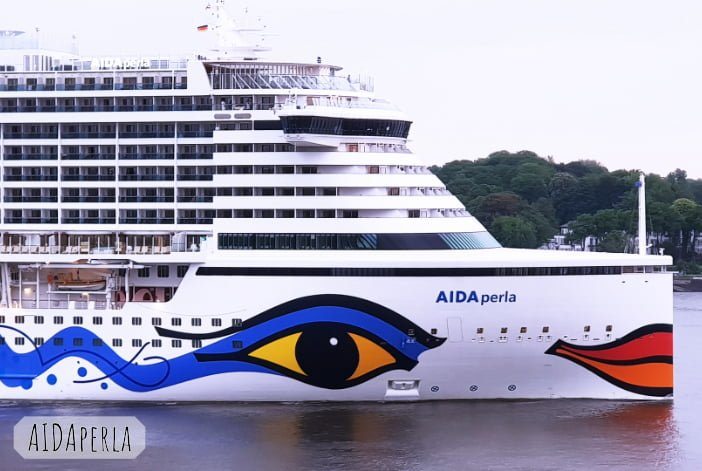 AIDAperla Kreuzfahrtschiff Reiseberichte auf eigene Faust