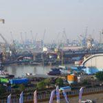 Hafen von Surabaya